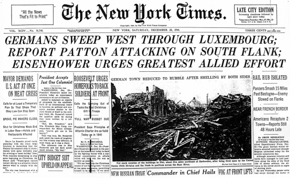 1944 front page